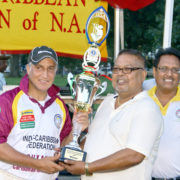 Invitational XI Defeats Guyana In Exciting Finish