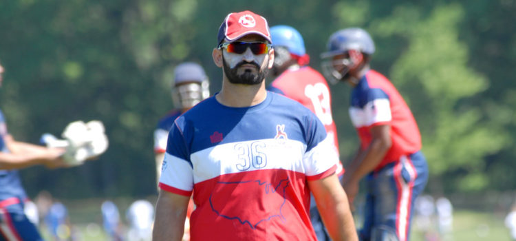 New Cap Abdullah Syed Confident Of Doing Well For USA