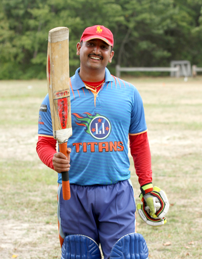 Ajith Bhaskar took the man-of-the-match award for his knock of 97 from 61 balls.