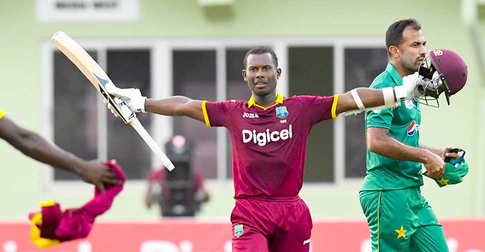 Jason Mohammed Leads West Indies To Victory
