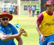 West Indies And Pakistan Square Off In First ODI Friday