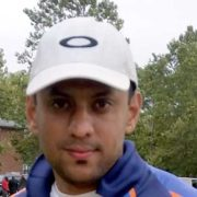 Raghunandan Sridhar Ton Up In Boston Eagles Win Over NECC Stars