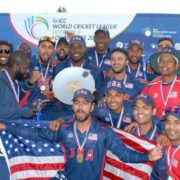 USA And Five Teams Are Three Steps From ICC Cricket World Cup 2019