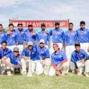 PSAL Blue Defeats PSAL Orange In The NYC Mayor's Cup Cricket Championships