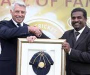 Spin Wizard Muttiah Muralidaran Inducted Into ICC Cricket Hall Of Fame