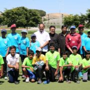 First-ever Astroturf Youth Cricket Tournament Set for Thanksgiving Week