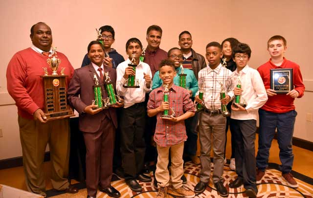 Maryland Youth Cricket Association Hosts First-Ever Awards Banquet