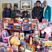 Atlantis And Friends Spread Holiday Cheer For Kids