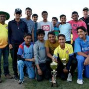 Cricket For Cubs Hold Successful Inter-School Tournament