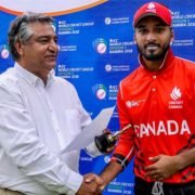 Canada On Top Of Points Table After Beating UAE