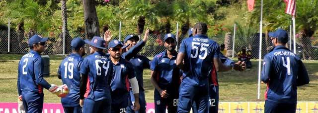 usa cricket team