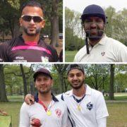 Rizwan Mazhar, Ifte Khan, Umair Amir And Jahazeb Alam Ton Up
