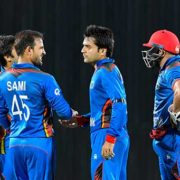 Afghanistan All Set For Special First Men's Test