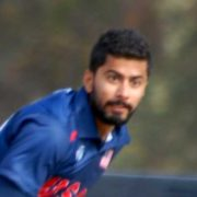 USA Fast Bowler Ali Khan Joins Trinbago Knight Riders