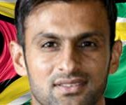 Shoaib Malik To Captain Guyana Amazon Warriors