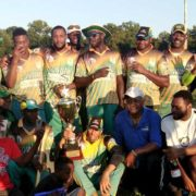 O'Neil Powell Ton-Up As Conway CC Captures Title