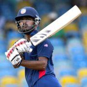 Monank Patel Ton-Up In USA Win Over Uganda