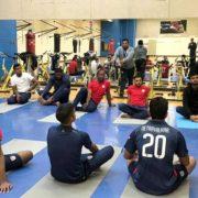 Team USA Elite Training Camp