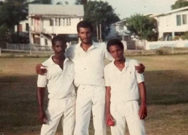 Tyrone Alphonso Johnson and friends