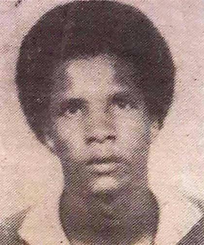 Tyrone Alphonso Johnson