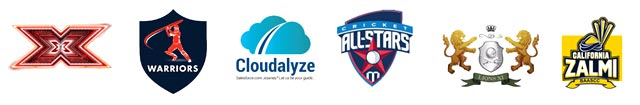 NPL T20 Tournament teams logo