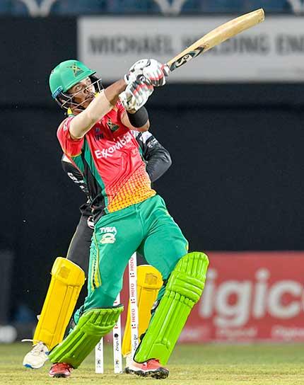 Brandon King of guyana amazon warrior, cricketer Brandon King,