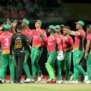 Guyana Amazon Warriors Spinners Set Up Fourth Straight Win
