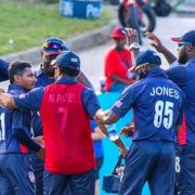 USA Name Unchanged Squad For Nepal Tour