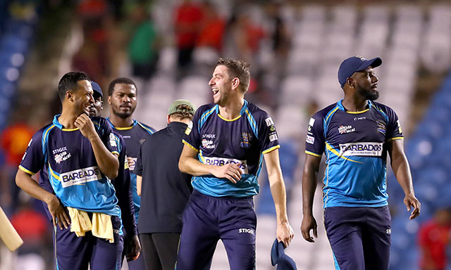 Barbados Tridents, Barbados Tridents player, Barbados Tridents team