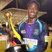 Hayden Walsh Jr Thanks USA Cricket For Opportunity At International Level