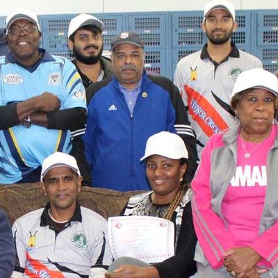 Cricket Officials Help Train Coaches To Fulfill Growing Interest In Sport