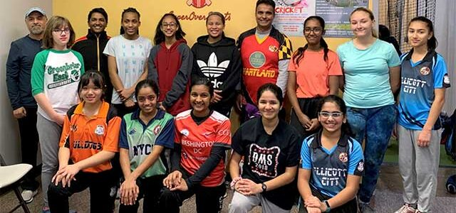 Girls From Maryland And Virginia Hoping To Impress National Selectors