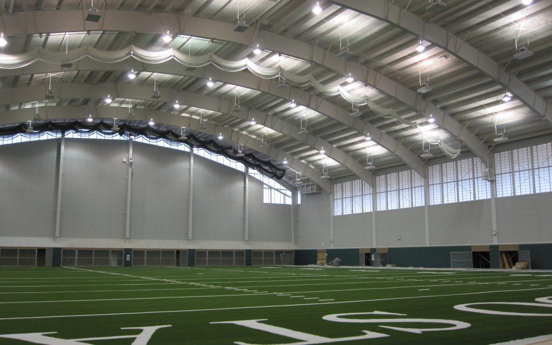 CSU Indoor Practice Facility