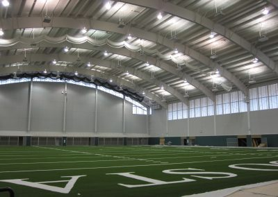 CSU Indoor Practice Facility
