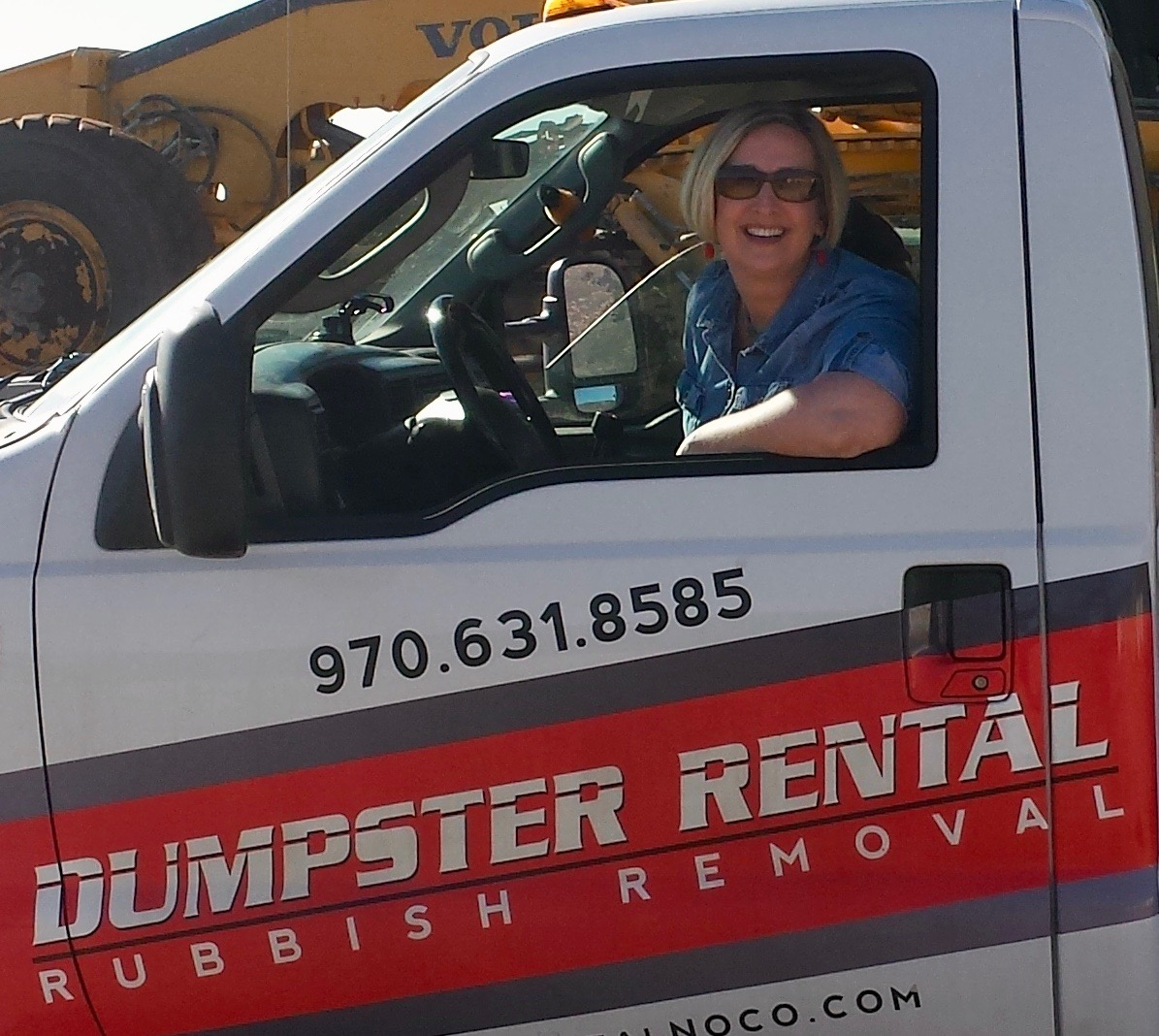 local dumpster rental