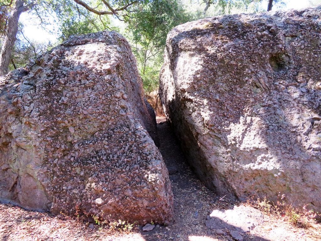 split rock santa monica mountains