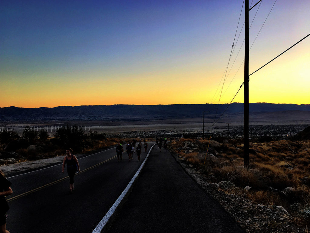 The Palm Springs Tram Road Challenge or the World's Toughest 6K