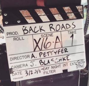 Back Roads Movie Board