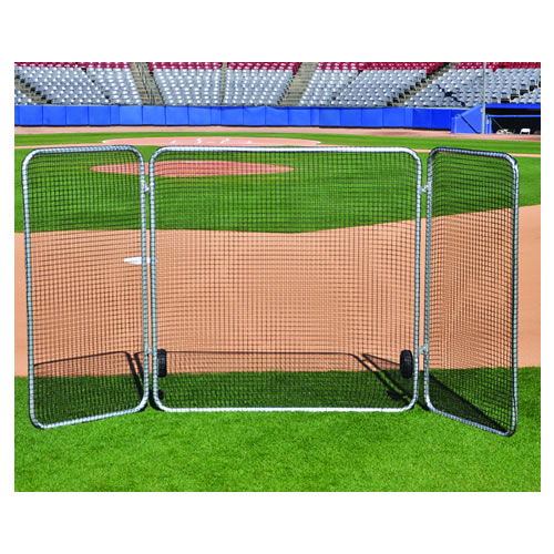 Big League Fungo Screen with Wings