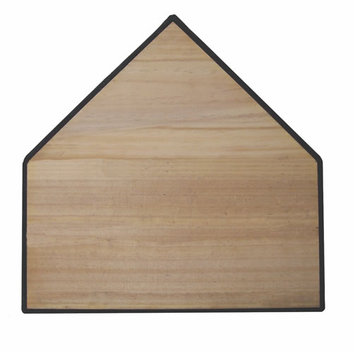 Bury-All Home Plate – Wood Filled
