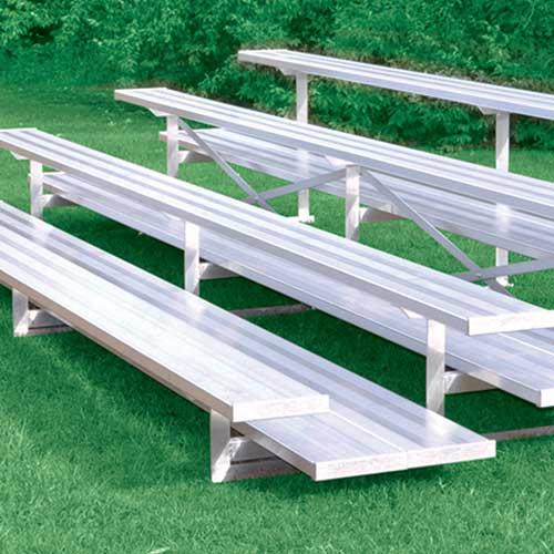 Outdoor Aluminum Bleachers