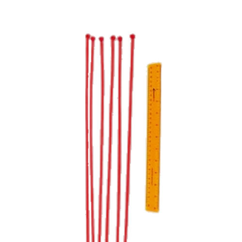 Safefoam Tubular Padding Ties (Red)