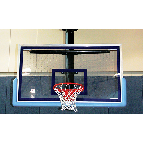 """Patented Perforated Polycarbonate Backboard (54""""x 36"""")"""