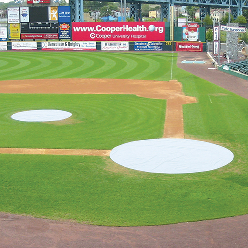 Spot Covers (Home Plate – 9 stakes)