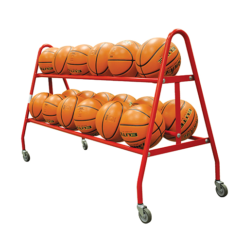 Deluxe 18 Ball Carrier (Red)