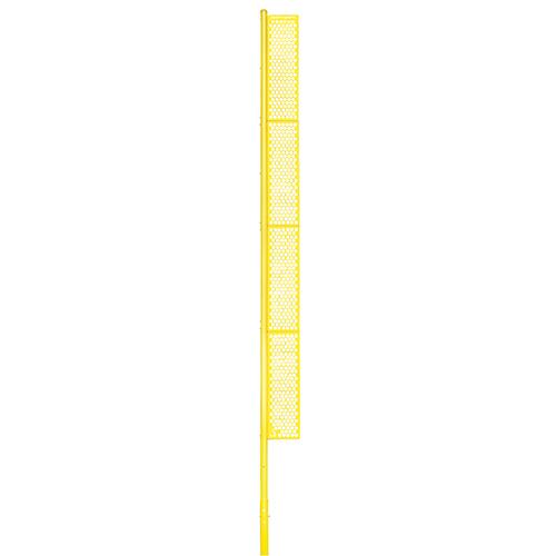 20' Professional Foul Pole (Baseball – Semi/Perm – Yellow)