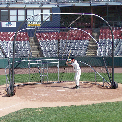 Big League Bomber Batting Cage