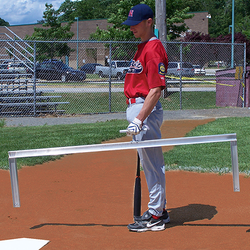 Batter's Box Template – Little League 3×6