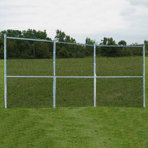 Permanent Baseball/Softball Backstop (3 Panel)