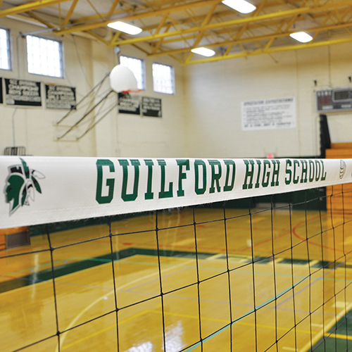 Custom Volleyball Net Tape